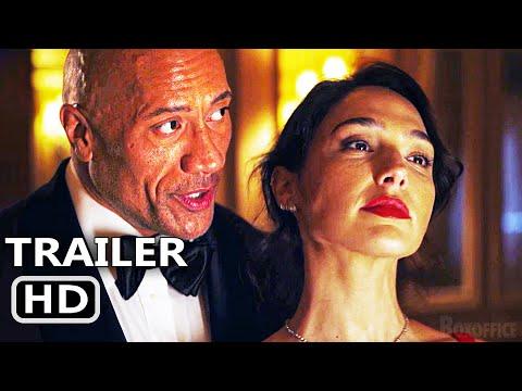 RED NOTICE Trailer (2021)
