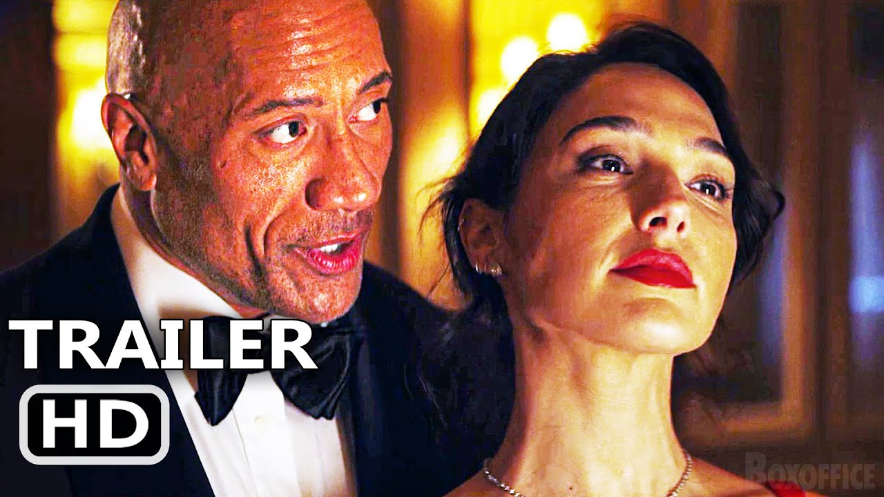 Download RED NOTICE Trailer (2021)