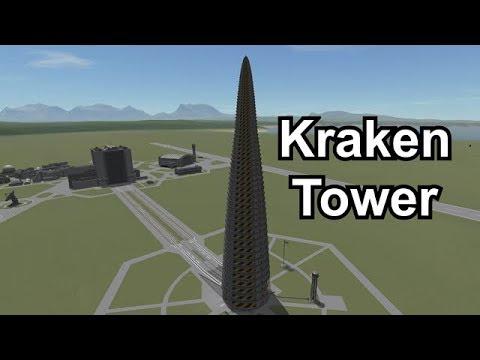 KSP - Kraken Tower