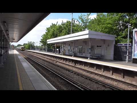Lee Railway Station - Wednesday 10th June 2015
