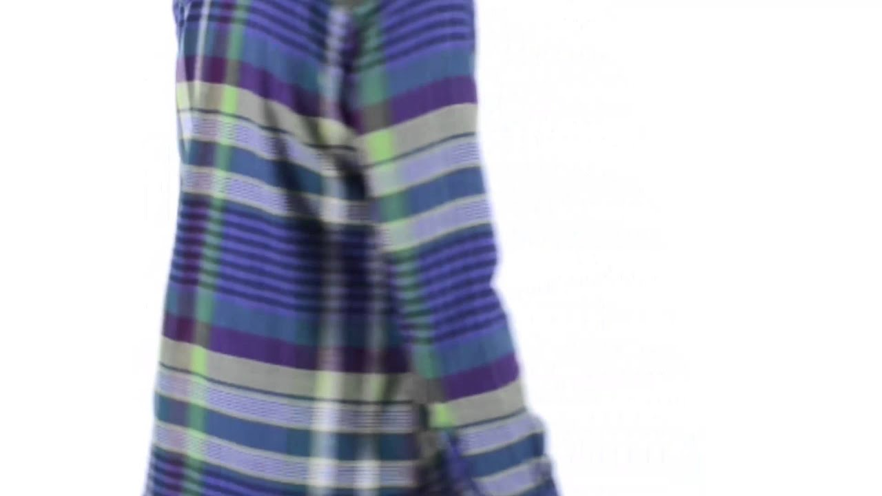 9d56293b6 Dickies Herringbone Plaid Shirt - Cotton Flannel, Long Sleeve (For Women)