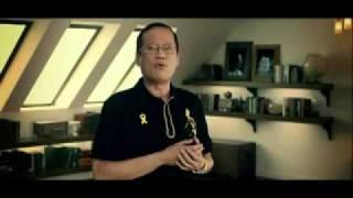"Benigno ""Noynoy"" Aquino Political Ad - ""I Am Not A Thief"" - with English translation"
