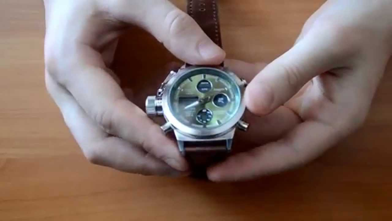 Часы армейские военные купить - YouTube