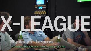 X-GOLF League