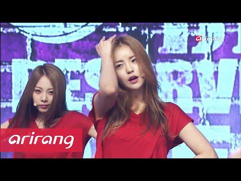 Simply K-Pop _ Brave Girls(브레이브 걸스) _ Deepened(변했어) _ Ep.203 _ 022616