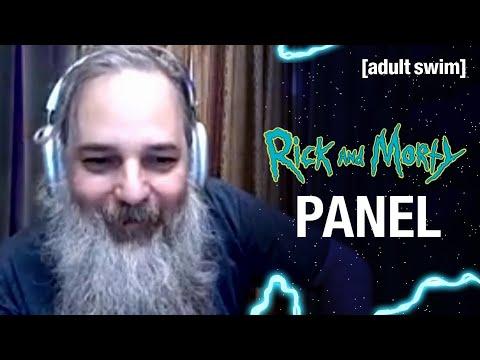 Download Rick and Morty Panel   adult swim