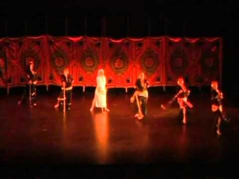 Bellydancer Virginia's Amal Hayati Theater Show
