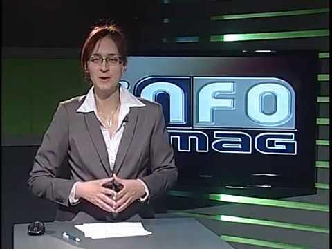 Infomag - Édition du 25 mars 2014