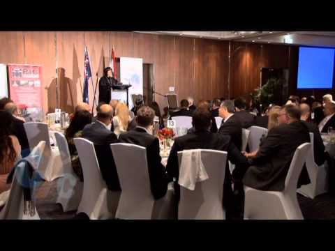 Australia's Coptic New Year dinner