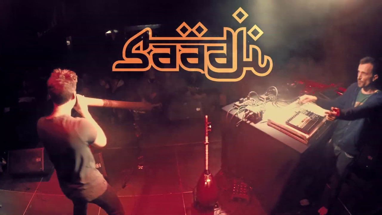 Saadji - Ethno Dub to Trance 2/5
