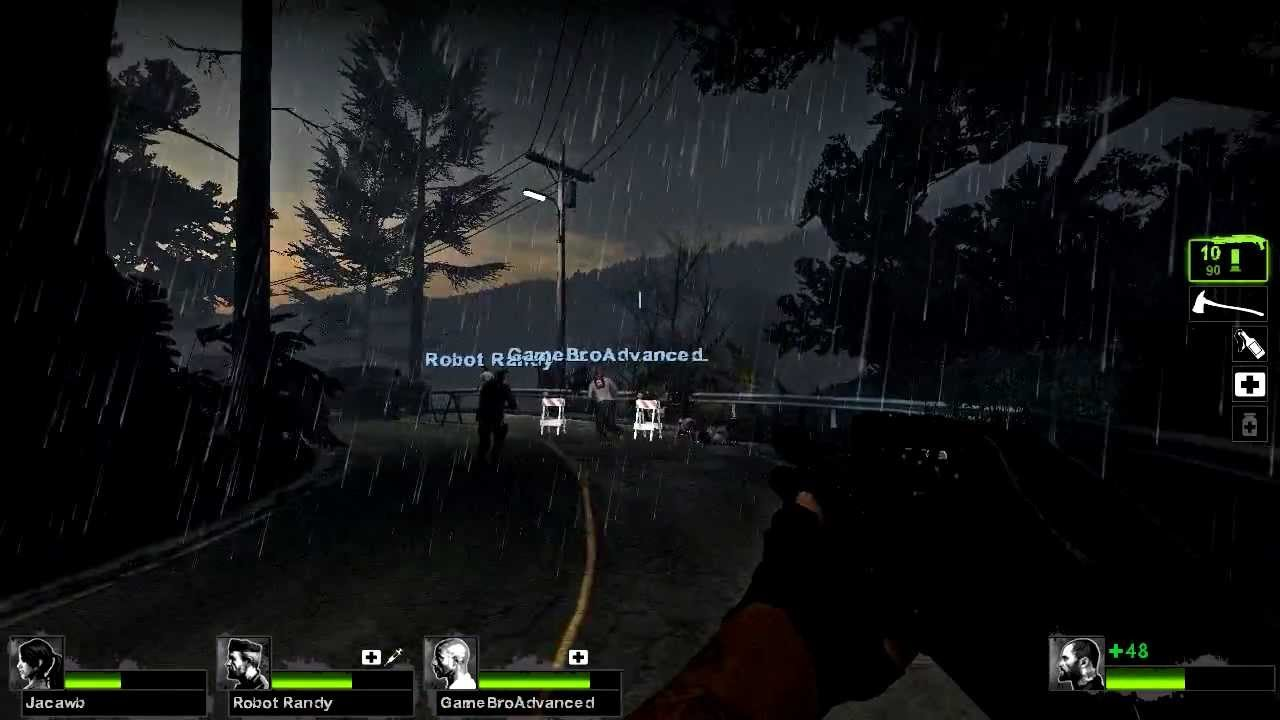 how to add maps to left 4 dead 1
