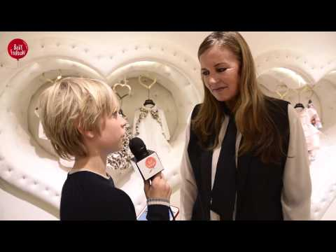 ROBERTO CAVALLI JUNIOR - Interview with Eva Cavalli - BabY FasHioN.iT