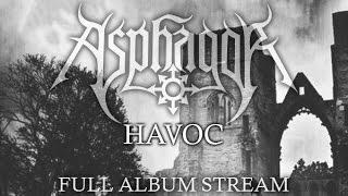 Asphagor - Havoc (Official Full Album Stream)