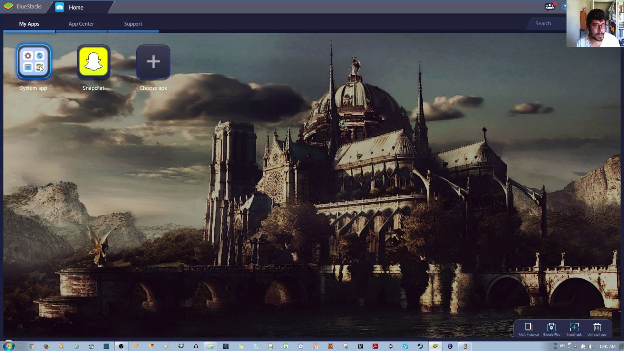 How to Import Images, Files, Photos into BlueStacks 3 Android Emulator