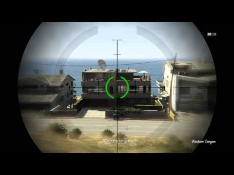 GTA V Missions: #27 By The Book (Michael, Trevor)