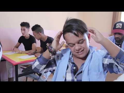 Redouane Cobra-Ft Nidal Balaabas(LaLaLa) Exclusive Music Vidéoدخلو للمدرسة.كليب موسيقي حصري