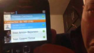 """chat facebook en celular con Nimbuzz """"tutorial"""""""