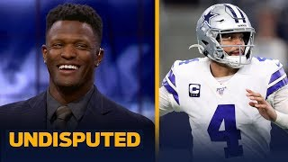 Dak can take the Cowboys to a Super Bowl next season — Will Blackmon | NFL | UNDISPUTED