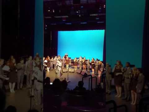 Bellevue College Jazz Choir #1