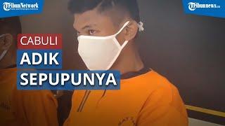 Seorang Pemuda Cabuli Adik Sepupunya 10 Kali, Diancam Tendang Dan Usir Korban Dari Rumahnya