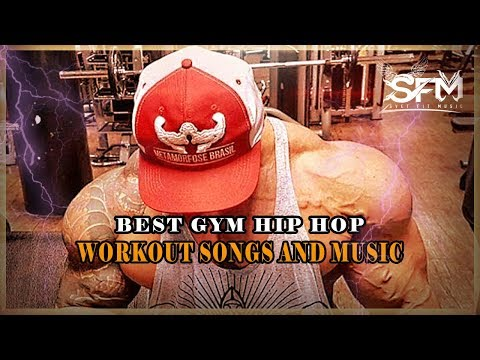 Best Trap Gym Hip Hop Workout Music 2018  - Svet Fit Music