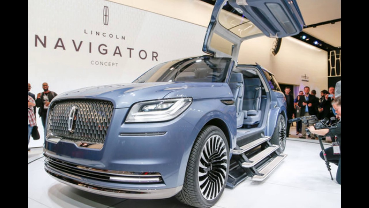 Lincoln 2018 New Navigator Price In India Youtube
