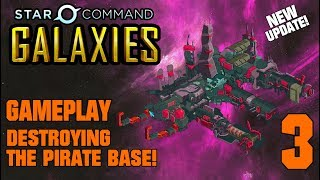Star Command Galaxies Gameplay Walktrough #3 - Space Adventure, Strategy and Exploration