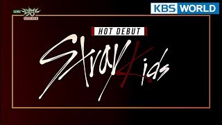 Stray Kids - ROCK (돌) [Music Bank Hot Debut / 2018.03.30]