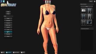 3DXChat Первый Трейлер 2013 Цензура