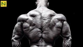 圧倒的に強くてデカイ背筋をもつ男。【世界の筋肉を観る】