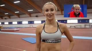 Miss Sport - Cecilie Bønnelycke Hansen - Miss Danmark 2016 Finalist