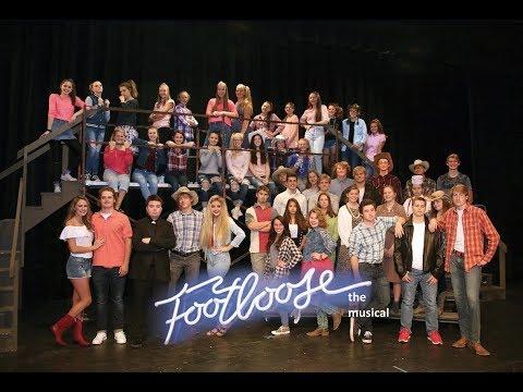 "Amery High School Presents ""Footloose the musical"""