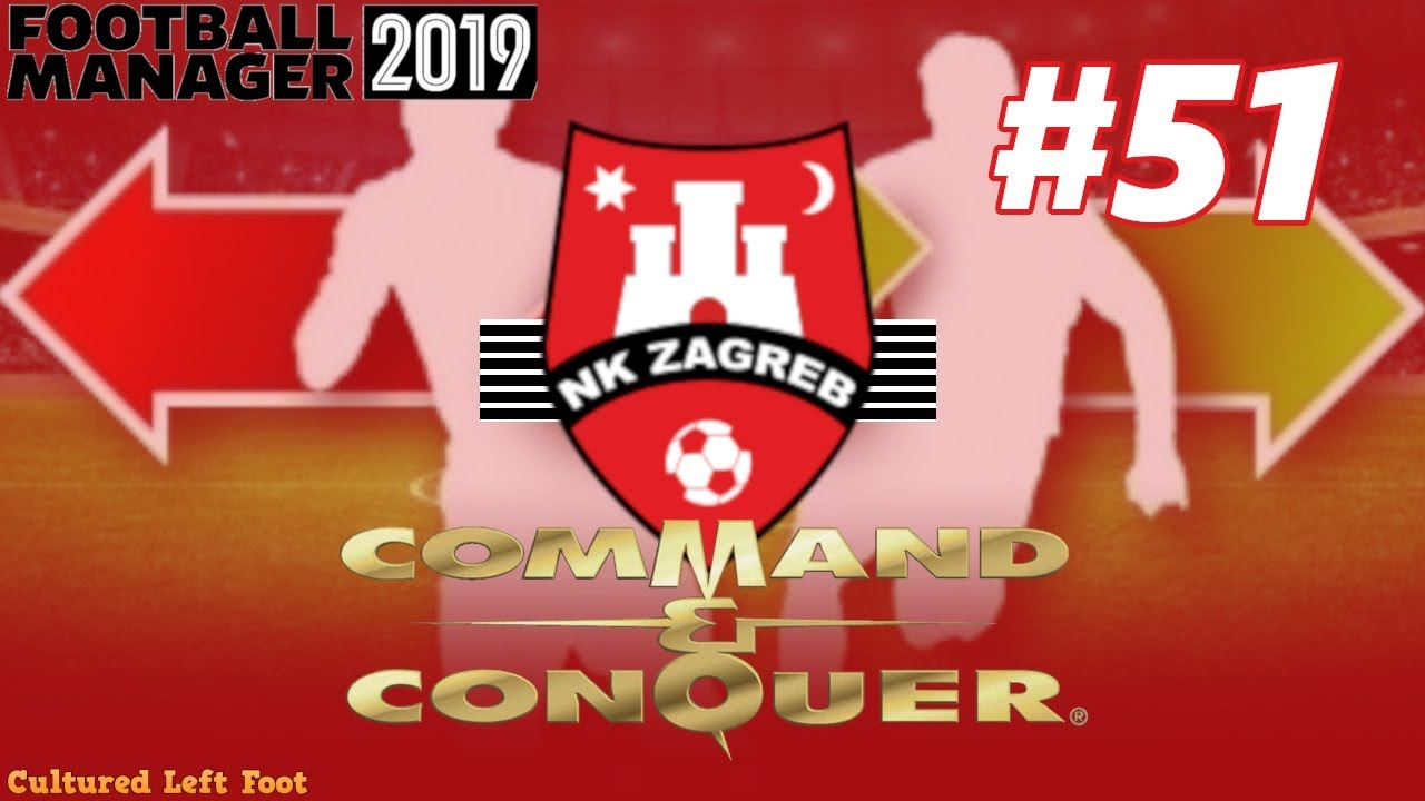 Download FM19   NK ZAGREB   COMMAND AND CONQUER   EPISODE #51   SUMMER TRANSFER WINDOW - PART 1
