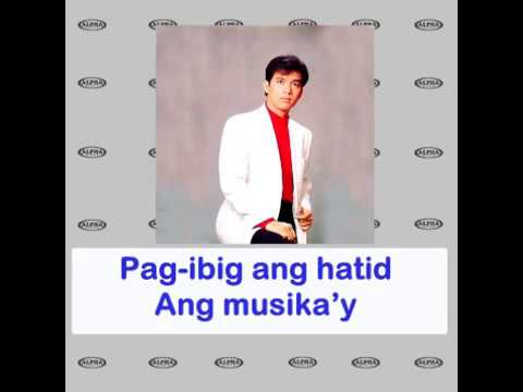 Richard Reynoso Isang Dugo Isang Lahi Isang Musika (with lyrics)