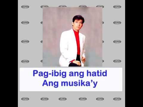 Richard Reynoso - Isang Dugo Isang Lahi Isang Musika (Lyrics Video)