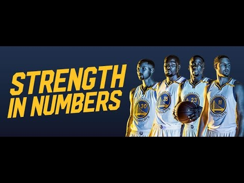 Golden State Warriors 2016-17 season highlights mix -last 22 games