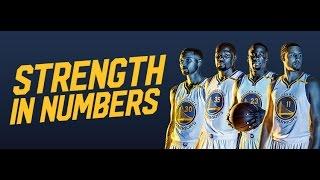 Golden State Warriors 2016-17 season highlights mix -last 22 games