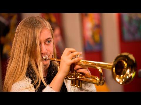 The Future Jazz Head All-Stars 'Trane's Blues' | School Of Jazz