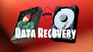 How to data recover from bad Hard Disk Drive / Kharab Hard disk drive se data kaise nikale