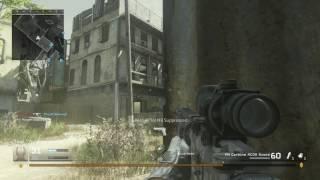 CRASH GAMEPLAY - Modern Warfare Remastered