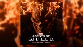 Agents of SHIELD Soundtrack ''Ghost Rider Theme'' - S04E02 ''Meet the New Boss''