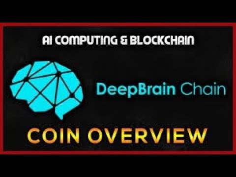 DeepBrain Chain Token : Introduction and its future potential