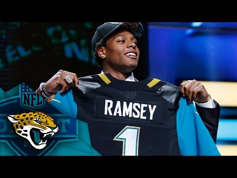 Jalen Ramsey Introduced As Jaguar, Excited To Reunite With FSU Teammates