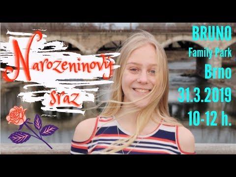 MŮJ 2. SRAZ V BRUNU😱❤️ v Brně - 31.3.2019, 10-12 h.