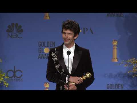 Ben Whishaw - 2019 Golden Globes - Full Backstage Interview