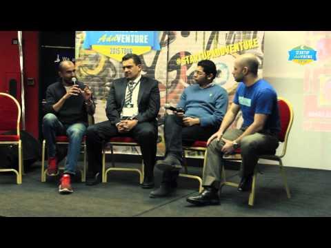 Startup AddVenture Cairo 2015 - Egypt Venture Capital Panel