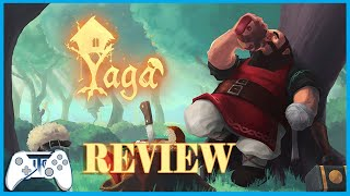 Yaga Review - Hey my HAND! (Video Game Video Review)