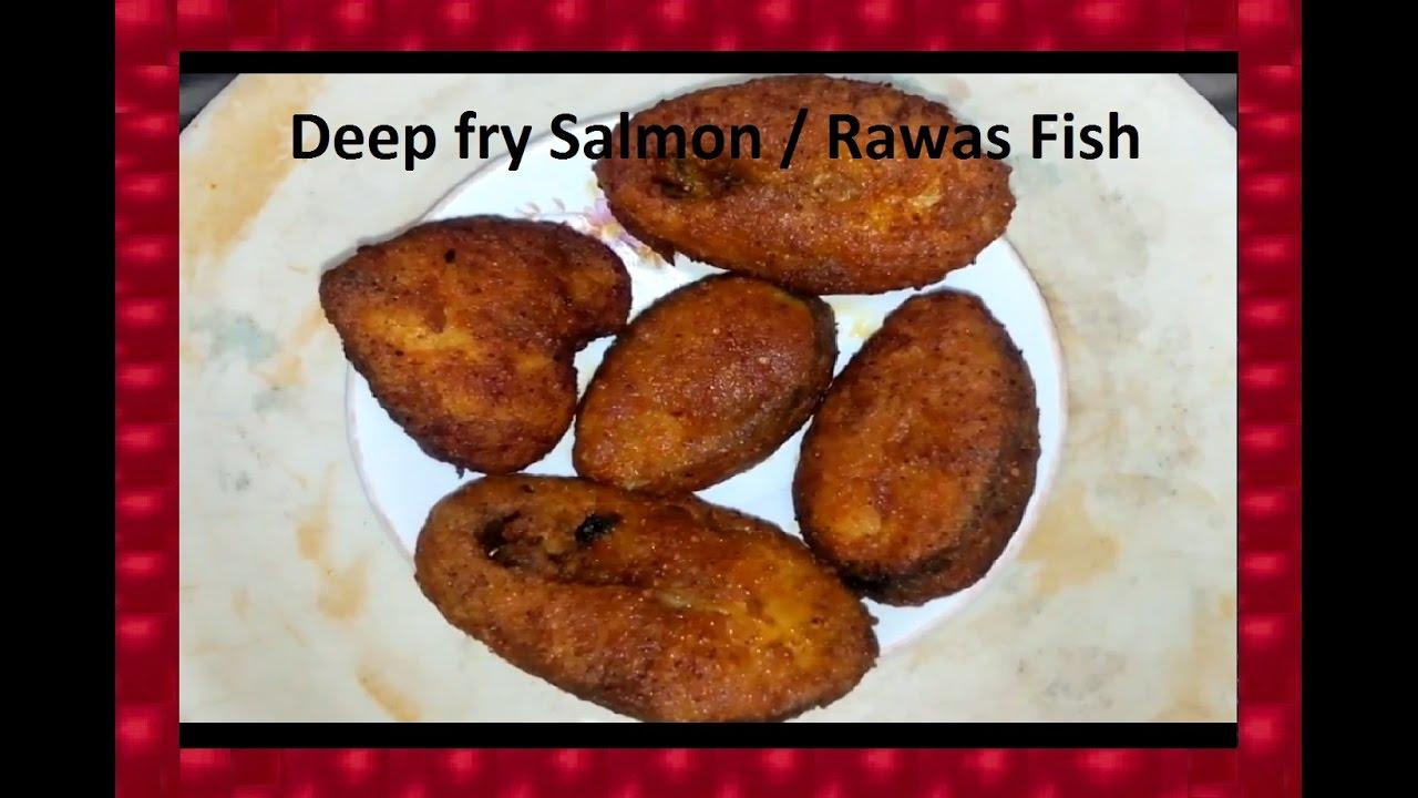 How to make salmon fry recipe in telugu pdf