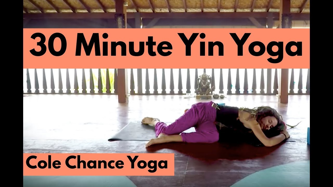 Gentle Beginners Yoga With Cole Chance