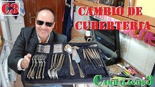 CAMBIO DE CUBERTERIA